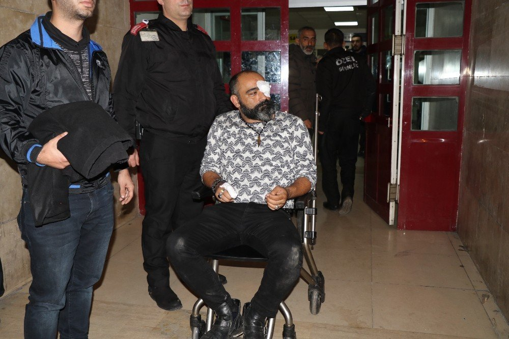 Doktor, kendisini kovalayan polisleri yaraladı