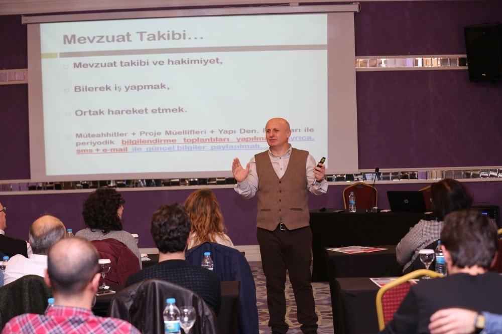 Planlı alanlar tip imar yönetmeliği eğitimi gerçekleştirildi