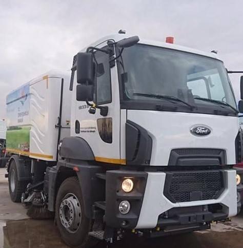 Akçakoca'da yeni çöp kamyonu hizmete girdi