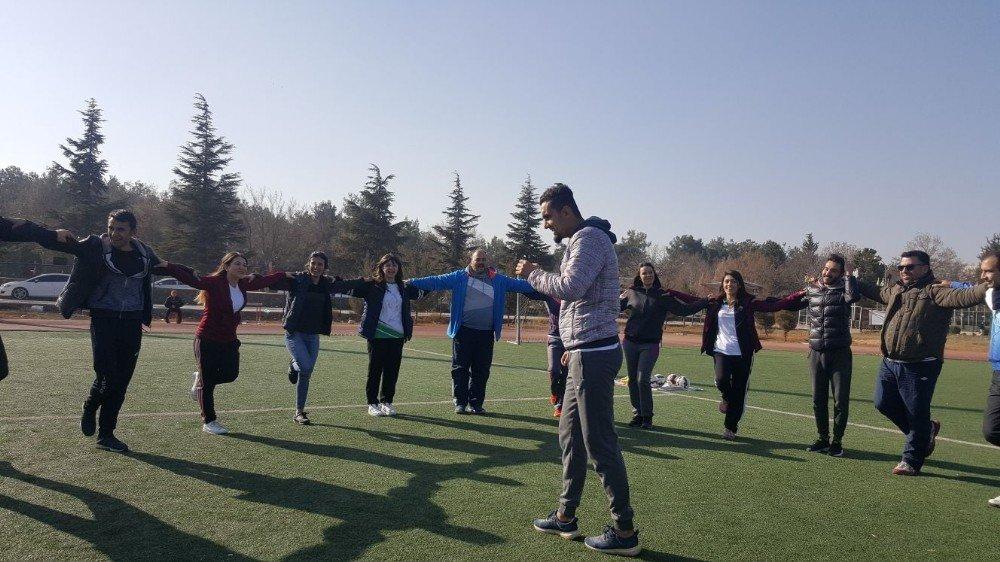 Gaziantep'te yetenekler okul çağında tespit ediliyor