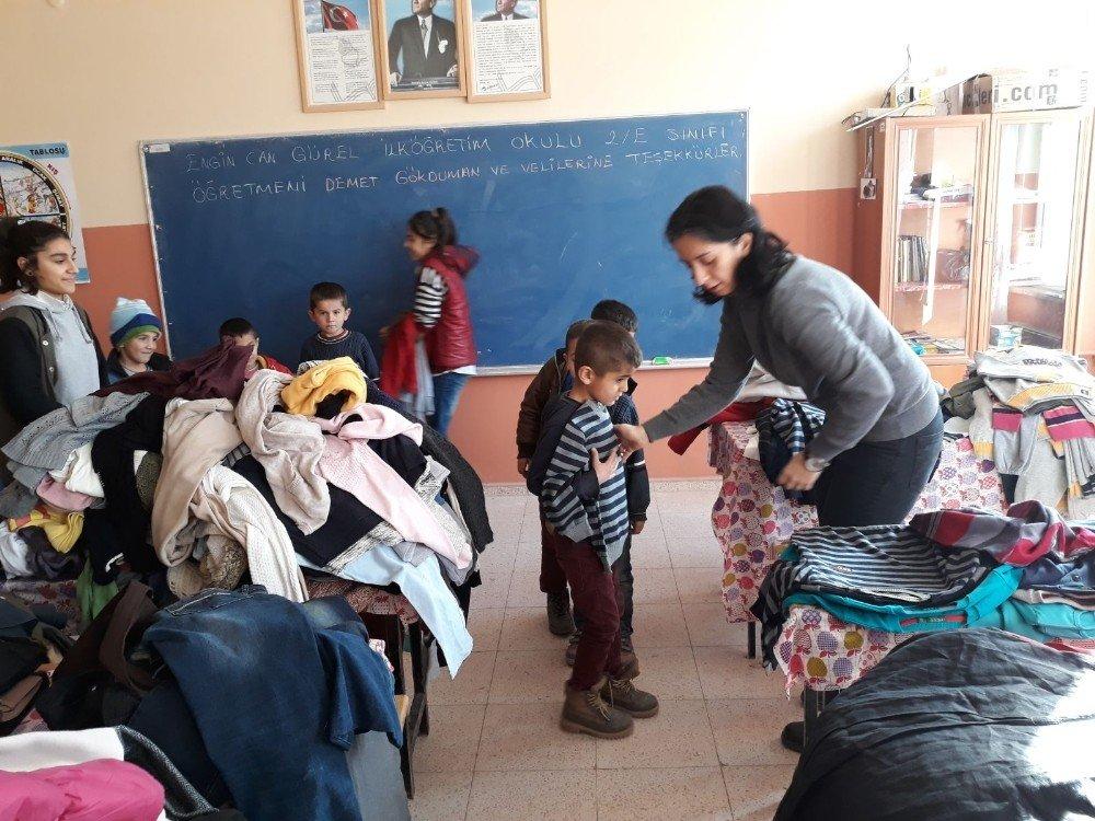 İstanbul'dan Eruh'a yardım eli