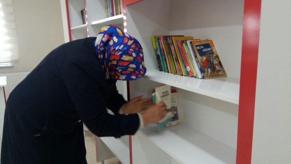 Şehitlerin isimleri artık kütüphanelerde de yaşayacak