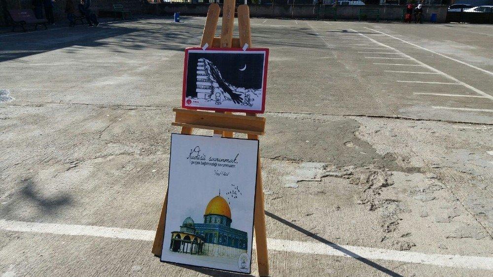 Siverek'te Kudüs Temalı Fotoğraf Sergisi