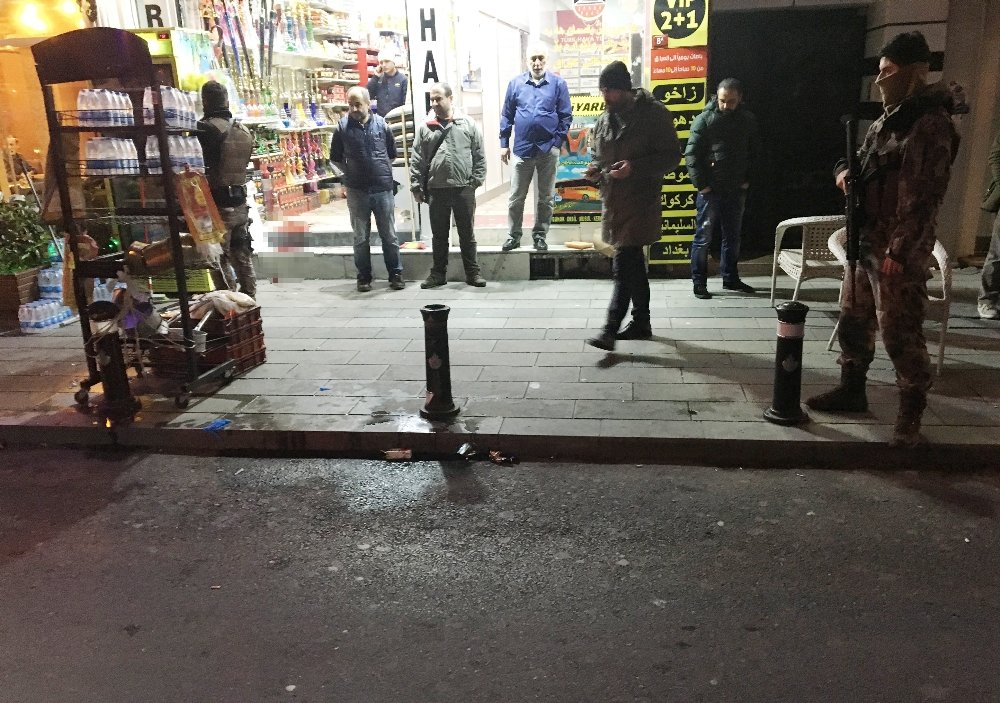 İstanbul'da silahlı saldırı: 1'i ağır 2 yaralı