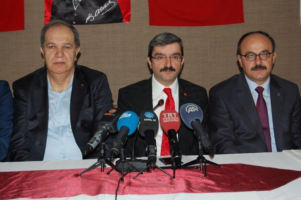 Konya'dan TTB ve TMMOB'a tepki, Afrin operasyonuna destek