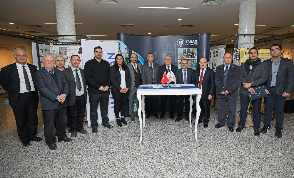Siber güvenlik uzmanları Yaşar Üniversitesinde yetişecek