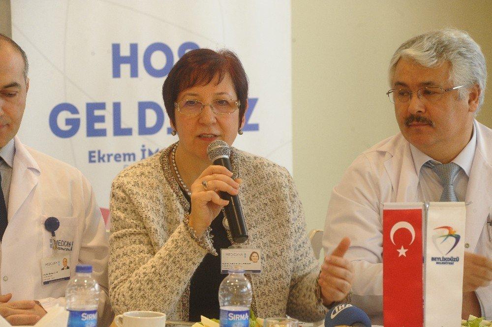 2017'de Türkiye'de kansere yakalanan insan sayısı 160 bin
