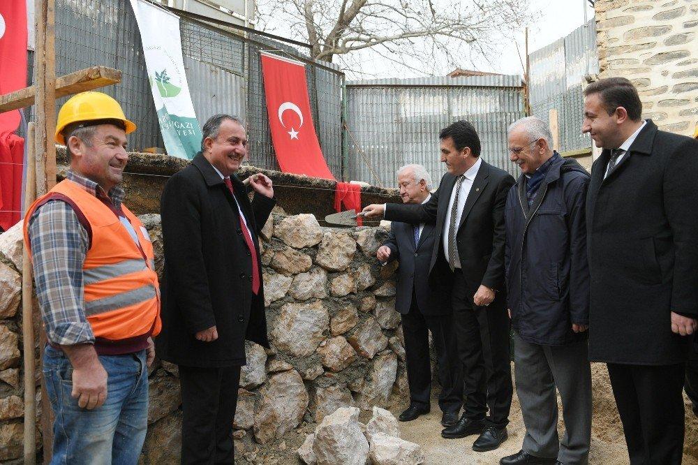 """Osmangazi """"müzekent""""e dönüşüyor"""
