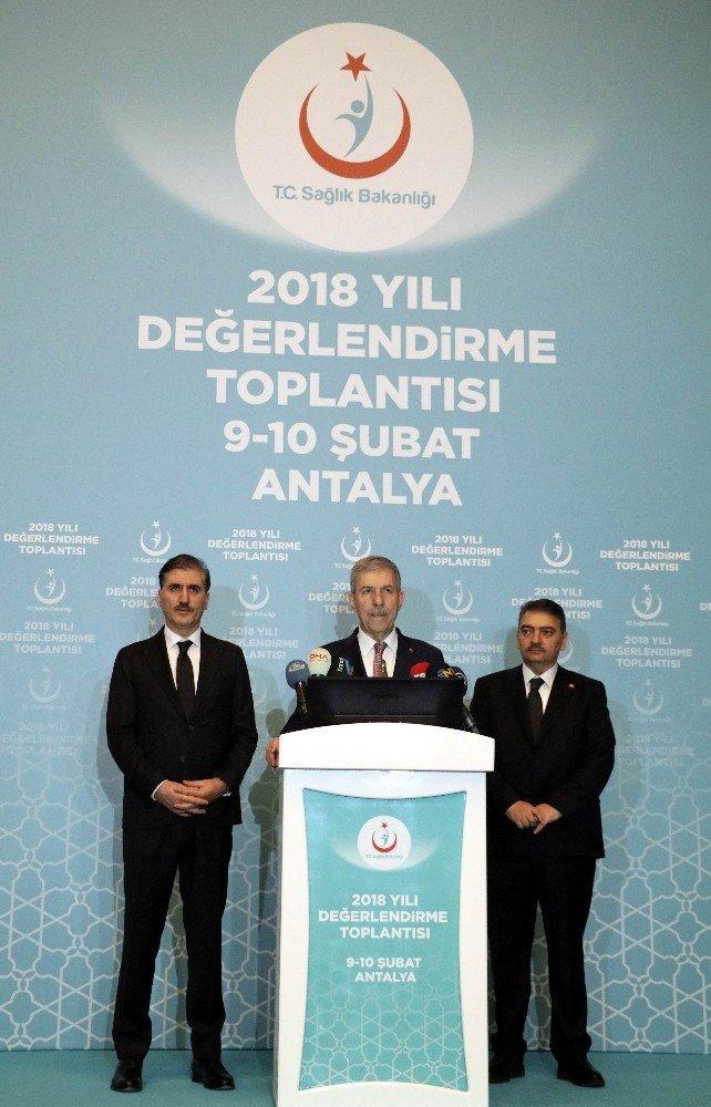 Bakan Demircan'dan sınırdaki sağlık hizmetleri değerlendirmesi