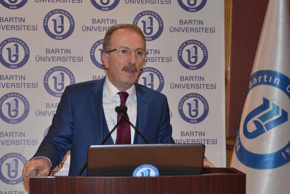 """BÜ Rektörü Uzun: """"Üniversitemizi proje üretim merkezine dönüştürme gayretindeyiz"""""""