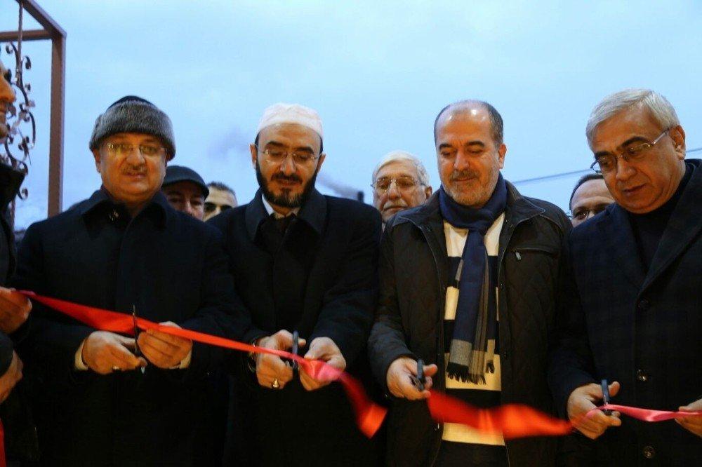 Cami Kebir Sosyal Tesislerinin Açılışı Gerçekleştirildi
