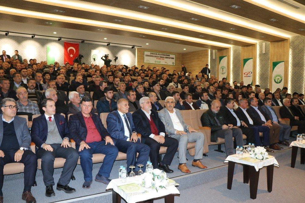 """Kayseri Pancar Kooperatifi Başkanı Akay: """"Sözleşmeli tarım, Türkiye'deki tarımı kurtaracak bir modeldir"""""""