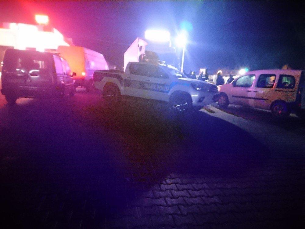 Polisten kaçan tır şoförünü köylüler buldu