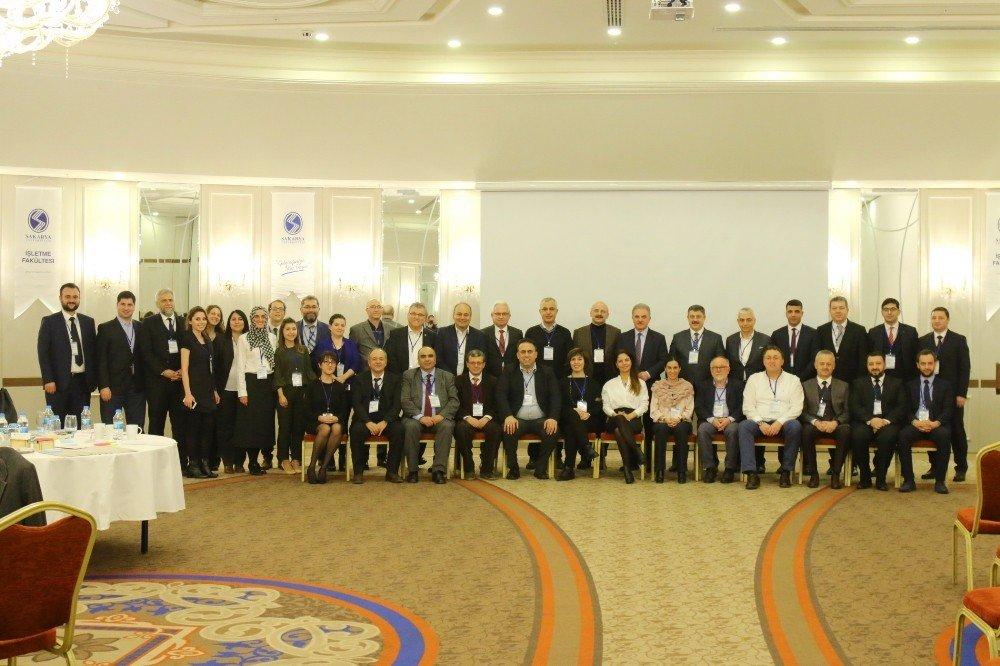 SAÜ İşletme Fakültesinde danışma kurulu toplantısı yapıldı