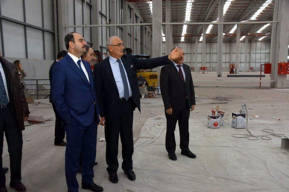 """Başkan Yılmaz: """"Samsun Türkiye'nin ekonomi merkezi olacak"""""""