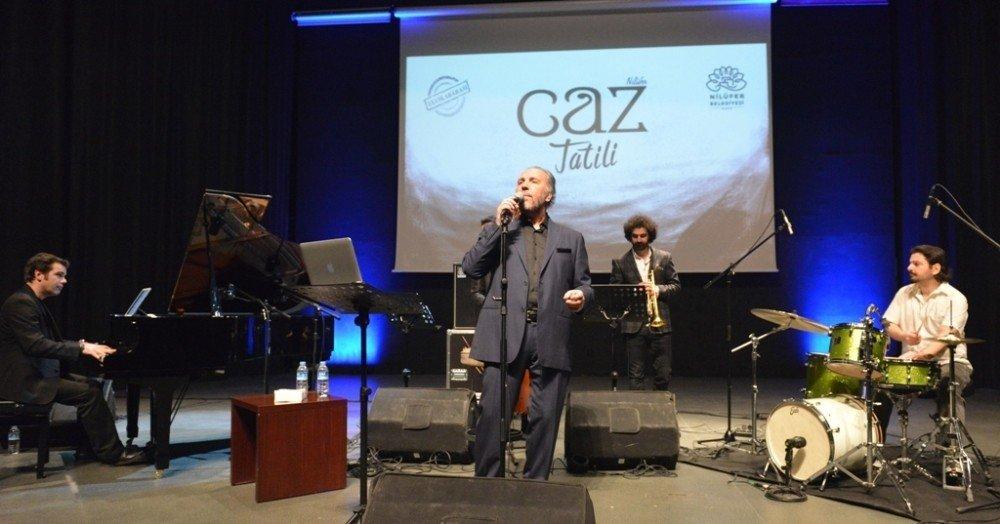 Caz tatilinde Fatih Erkoç Quartet coşkusu