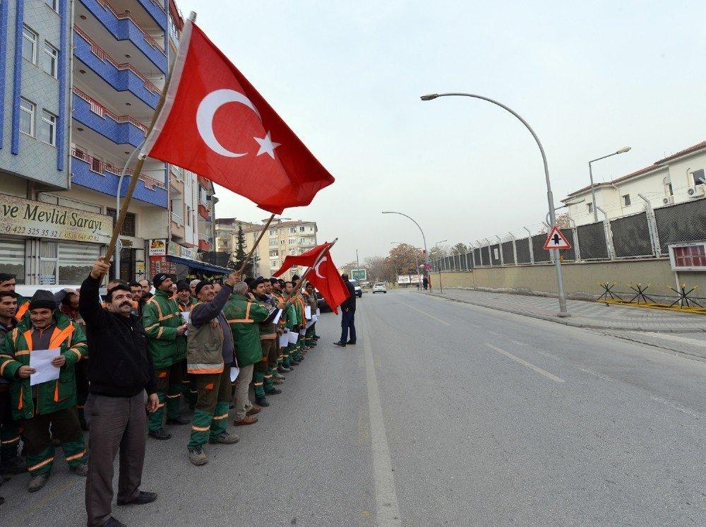 Mehmetçiğe en temiz destek