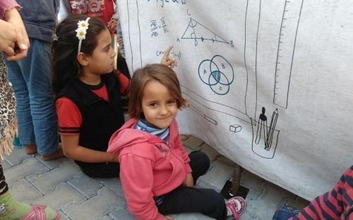 'Matematik Müzesi Tırı' çocuklar için yollarda