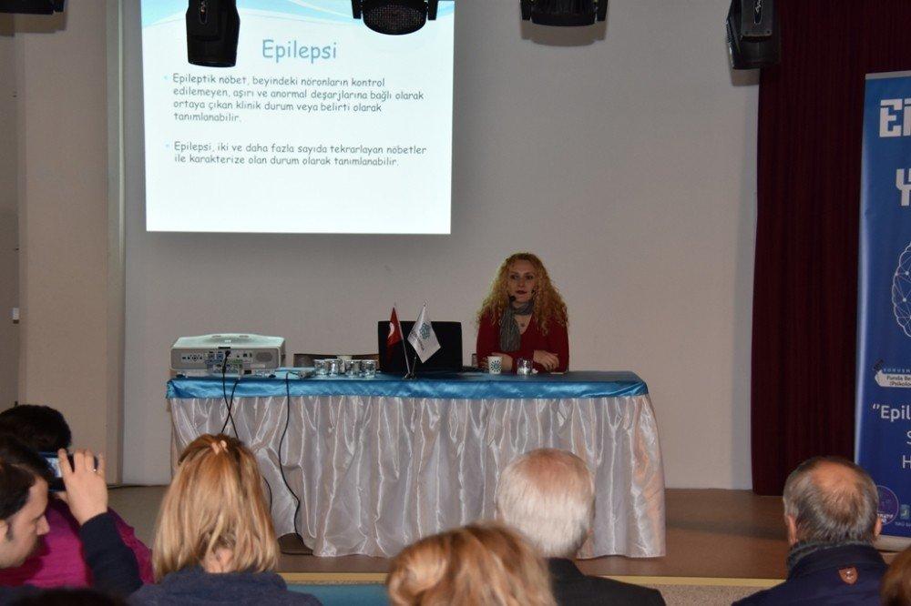 Epilepsi ve Yaşam Semineri düzenlendi