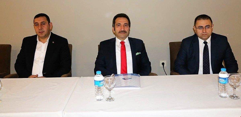 Bingöl'de 11. Kalkınma Planı Hazırlık Toplantısı