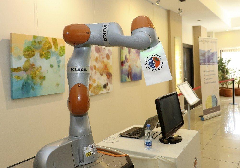 Geleceğin teknolojileri MTSO'da tanıtıldı