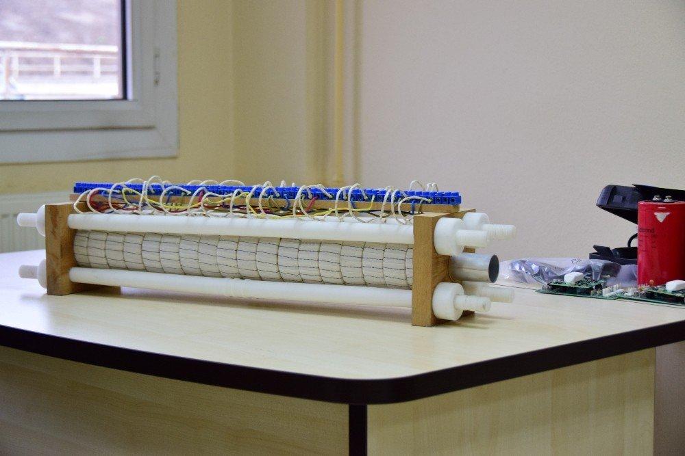 Elektromanyetik fırlatıcılar alanında önemli projeler üretiyor
