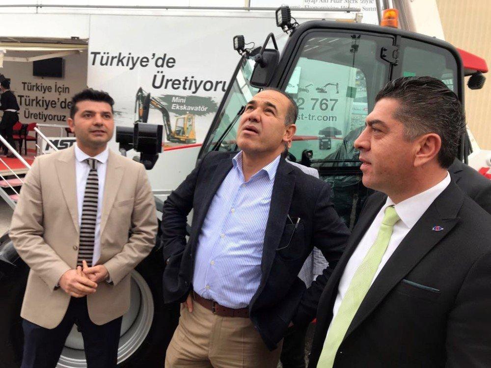 Adana inşaat fuarı