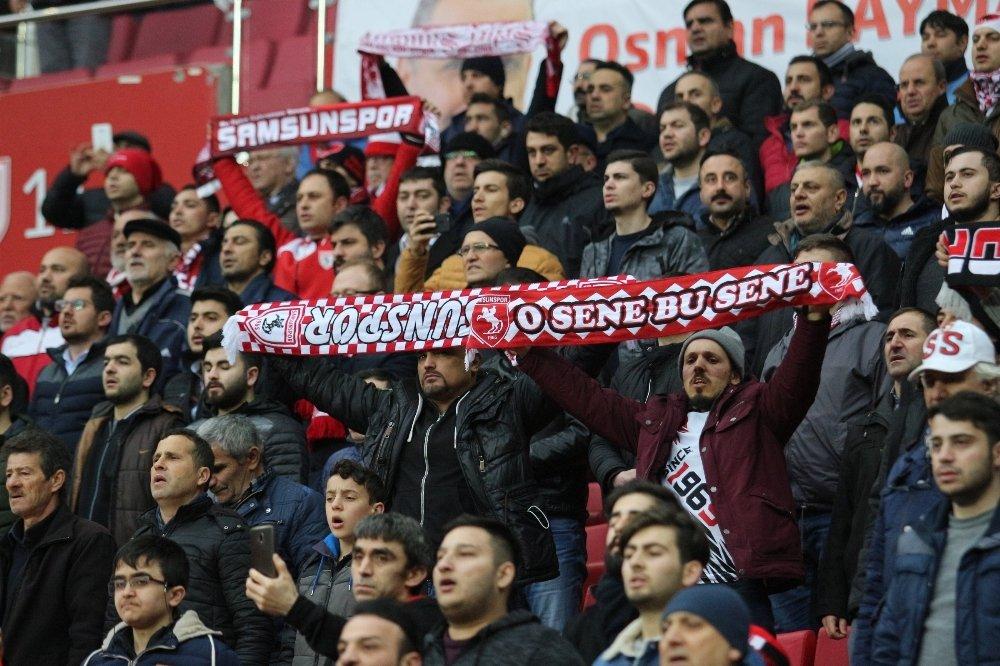 Samsunspor ile Ankaragücü yenişemedi
