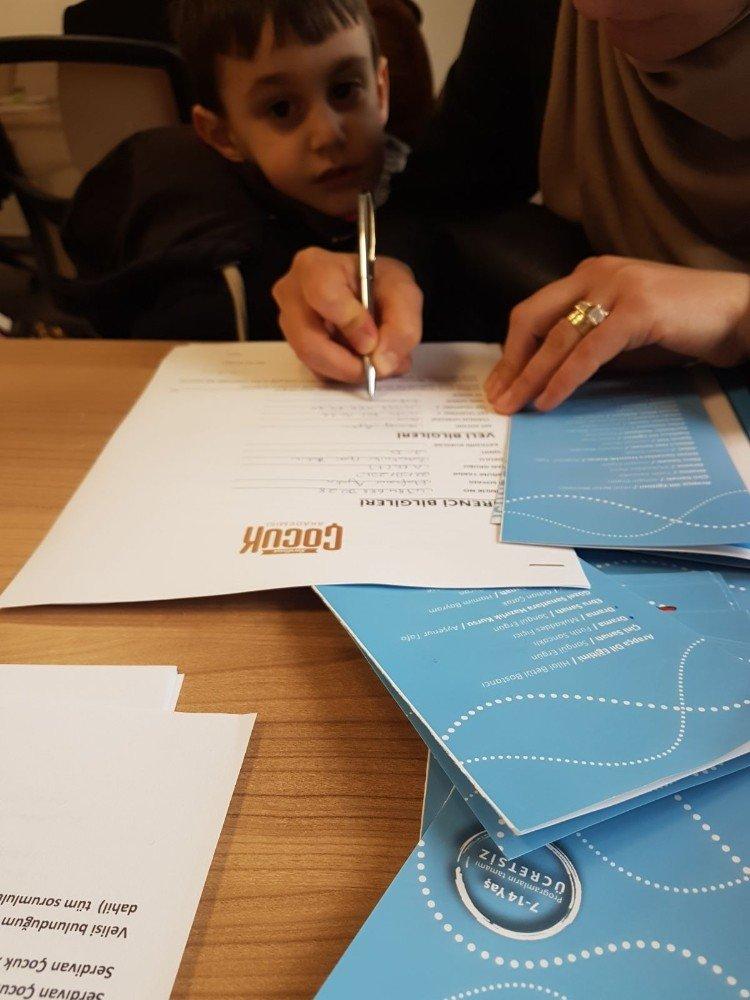 Serdivan Çocuk Akademisi'nde yeni döneme yoğun ilgi