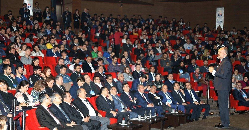 Türkiye Teknoloji Buluşmaları Gaziantep'te yapıldı