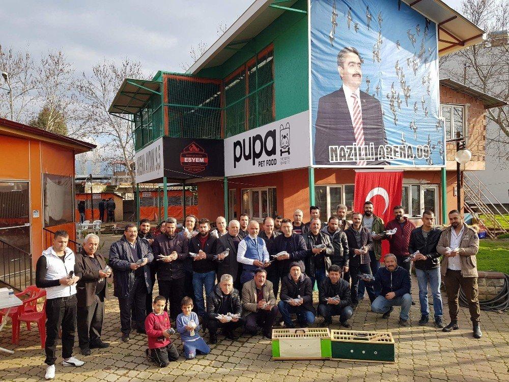 Türkiye'nin dördüncü yarış arenası Nazilli'de açıldı