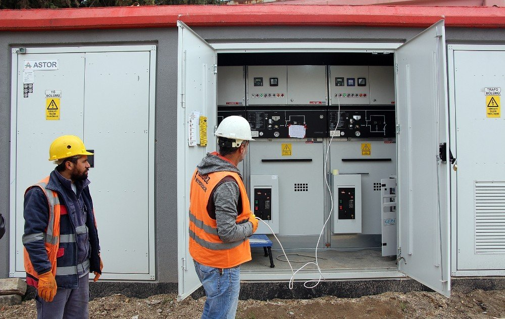 Dicle Elektrik'ten Kızıltepe'ye 8 milyon liralık yatırım