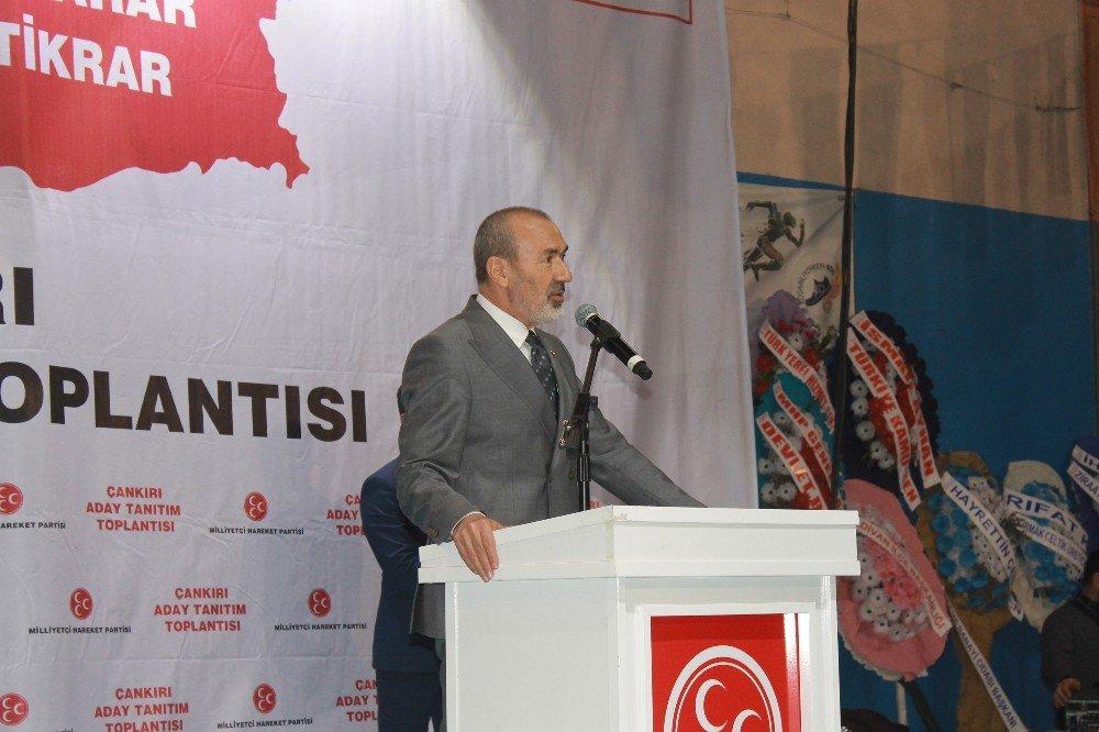 MHP Genel Başkan Yardımcısı Yıldırım: