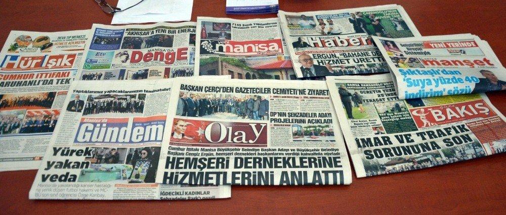 Gazeteciler Cemiyetinden Sert Tepki