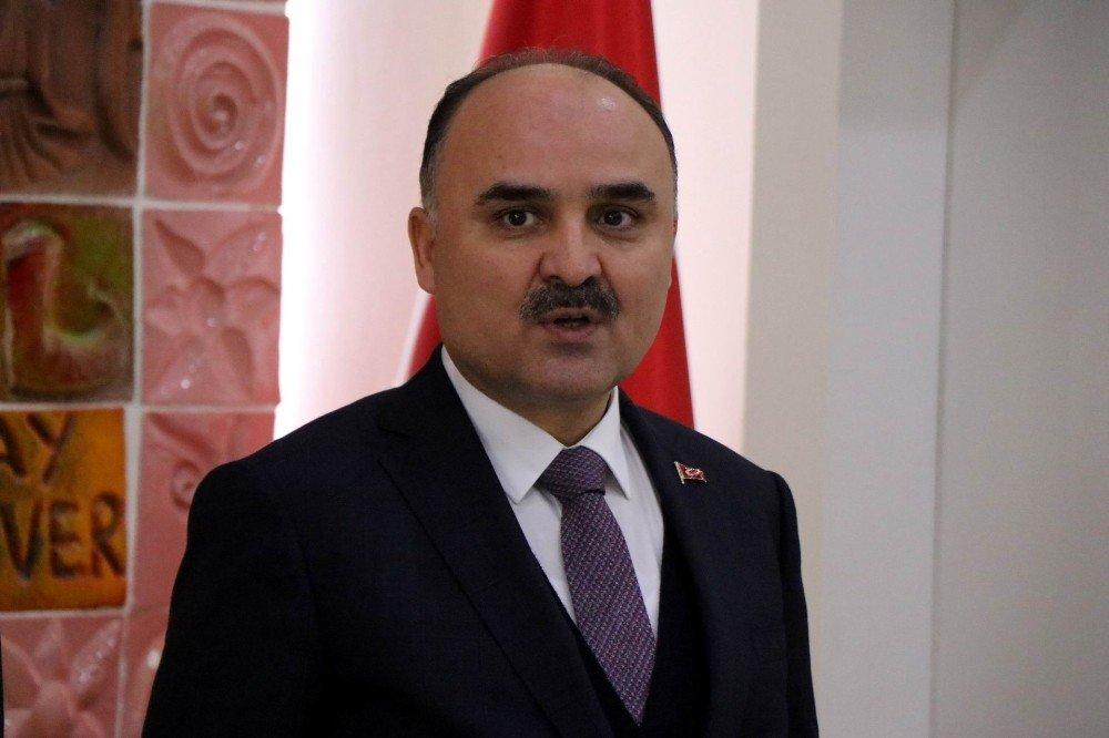 """İçişleri Bakan Yardımcısı Sabri Erdil: """"2018 Yılı İçerisinde Bin 746 Terörist Etkisiz Hale Getirildi"""""""