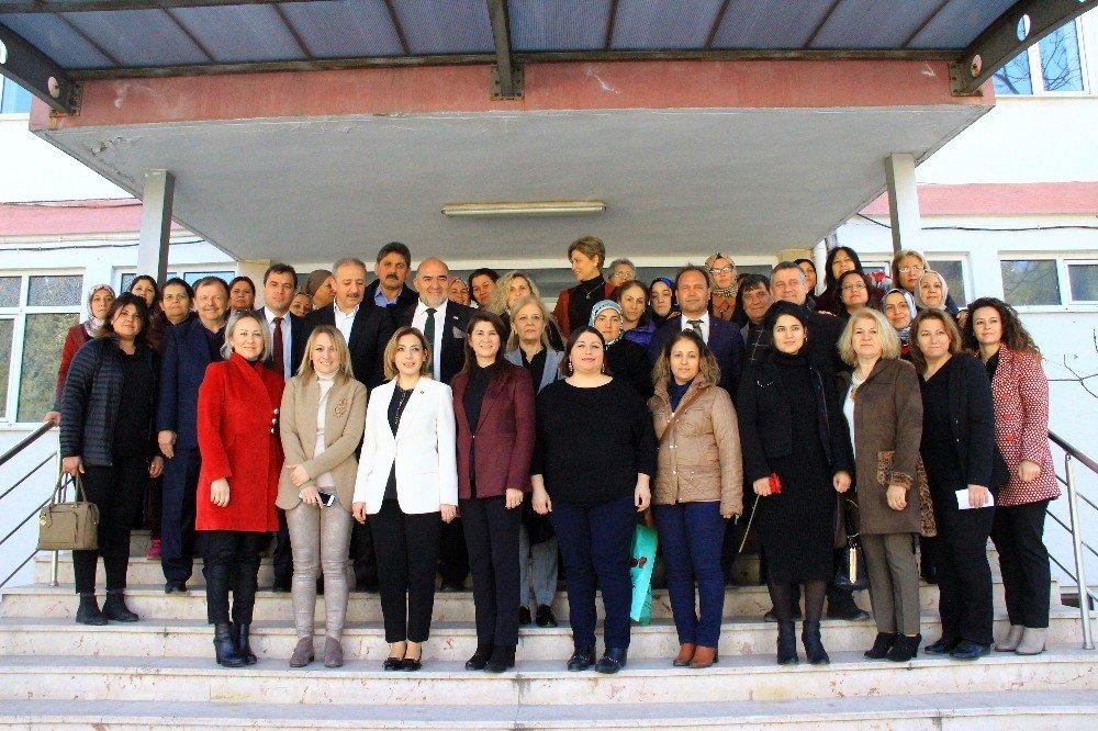 Menteşe 'Sağlıklı Hayat Merkezi' Açıldı