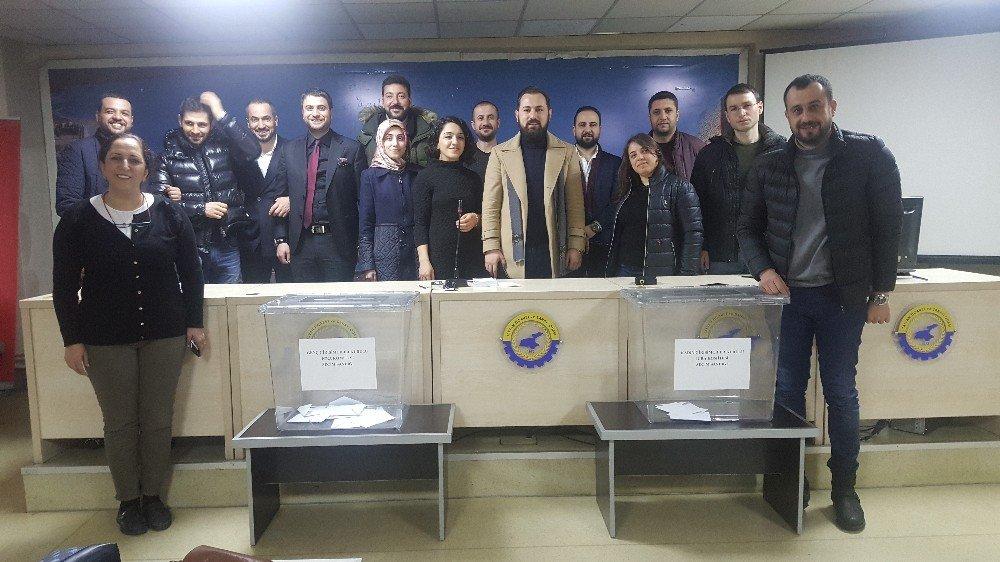 Tobb Bitlis Kadın Ve Genç Girişimciler Kurulunun Başkanları Belirlendi