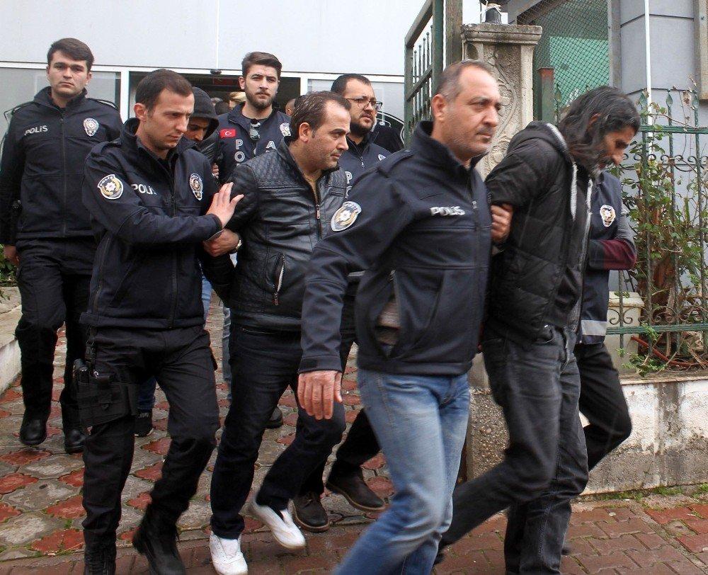 """Antalya'da Yaşlı Adamı Öldüren Zanlılardan İnanılmaz Sözler: """"Umduğumuzu Bulamadık, Adam Bedavaya Gitti"""""""