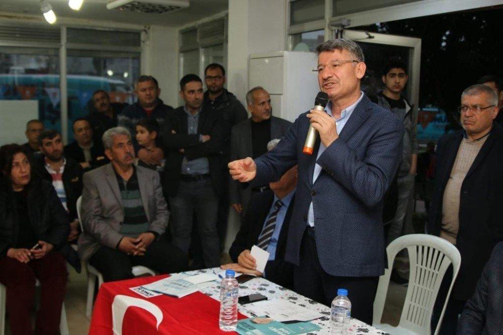 Seyhan'a, Türkiye'nin En Büyük Amatör Futbol Kulüpleri Kompleksi Yapılacak