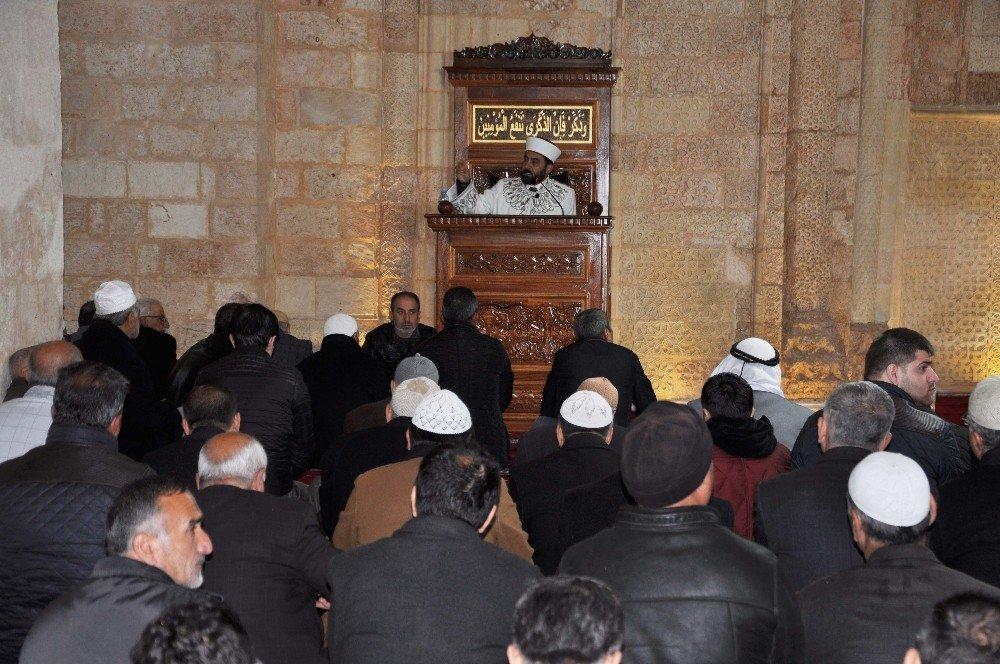 Kızıltepe Ulu Cami İbadete Açıldı