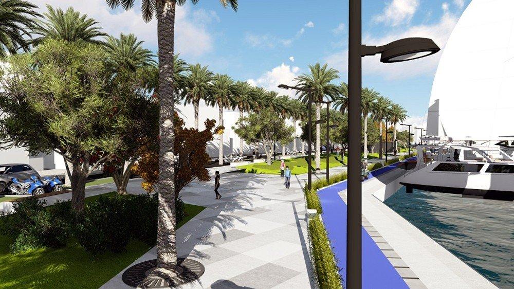 Bodrum Limanının Çehresi Değişecek