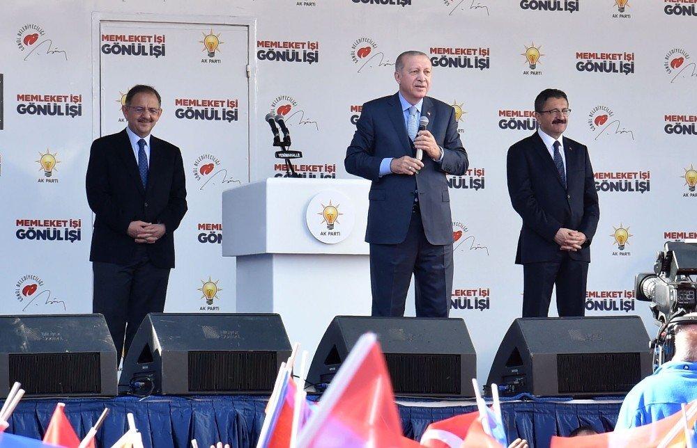 Cumhurbaşkanı Erdoğan'dan Veysel Tiryaki'ye Tam Destek