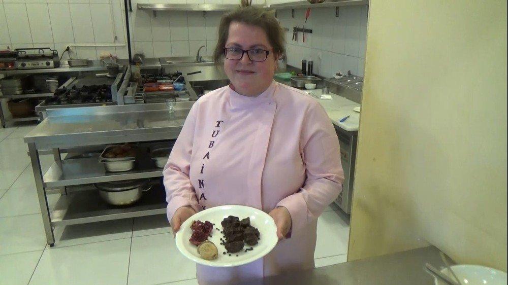 """Gastronomi Kenti Hatay'ın Gizli Kalmış Tatlı Lezzeti """"Helva Hattuş"""""""