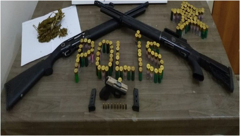 Mersin'de Aranan 49 Kişi Gözaltına Alındı