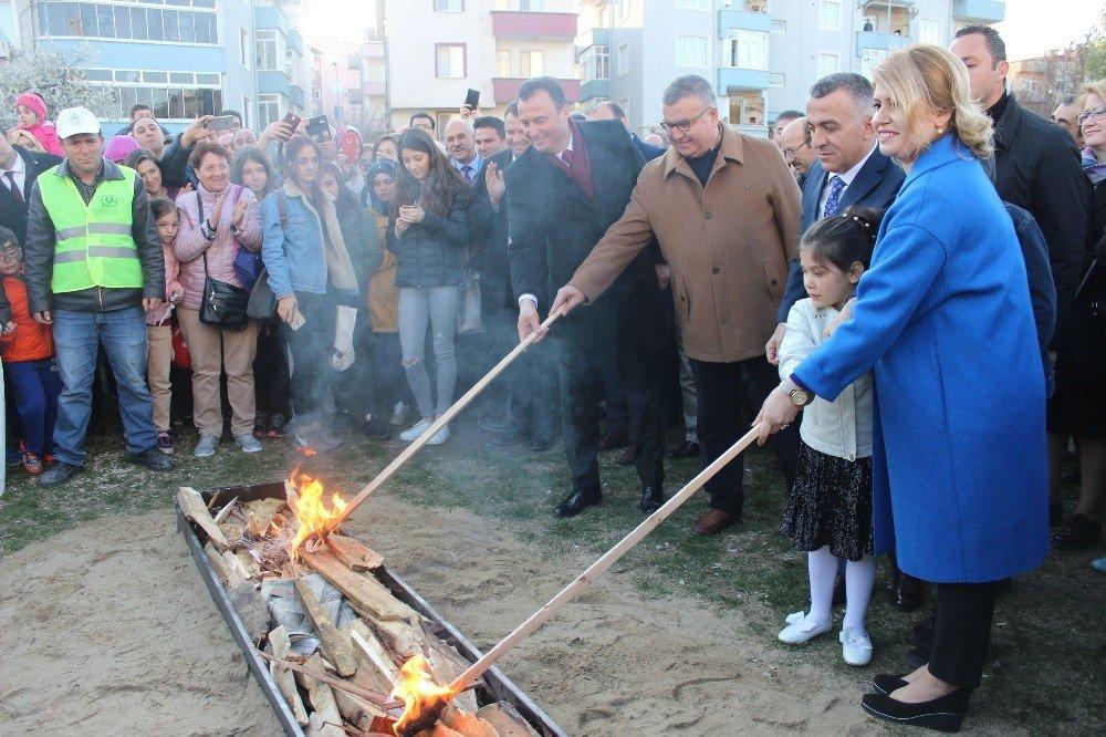 Kırklareli'nde Nevruz Kutlaması