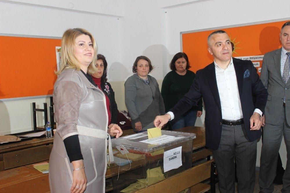 Kırklareli Valisi Osman Bilgin Oyunu Kullandı
