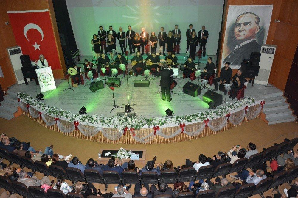 Hatay Barosu Müzik Topluluğundan Konser