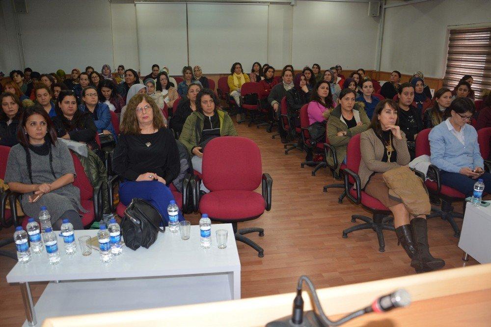 Aydın'da Kadın Çiftçilere Sağlık Eğitimi