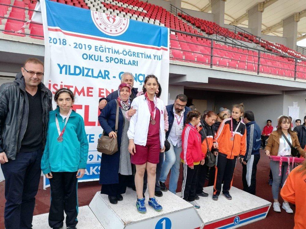 Hataylı İşitme Engelliler Türkiye Şampiyonu Oldu