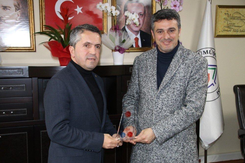 Milletvekili Yılmaz'dan Başkanlara Ziyaret